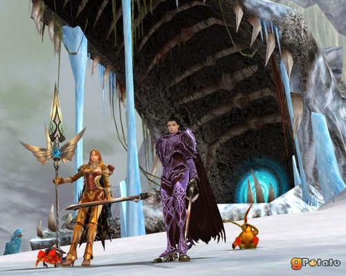 rappelz epic v dragonic age