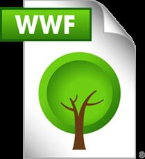 WWF, le nouveau format de fichier non imprimable destiné a sauver les arbres 1291369240
