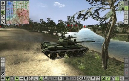 m60 tank platoon jeu de simulation de combat de char. Black Bedroom Furniture Sets. Home Design Ideas