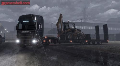 scania truck driving simulator simulation de conduite de camions. Black Bedroom Furniture Sets. Home Design Ideas