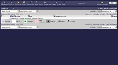 Nouveau Webmail disponible chez Free - Pc-