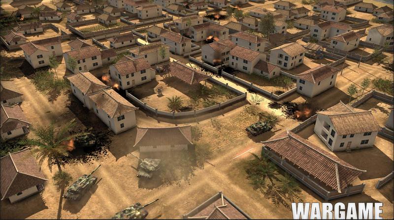 EPIC GAMES nous propose le jeu : Wargame - Red Dragon.
